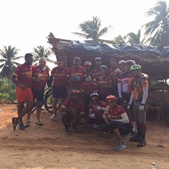 Sri Lankan Bike Ride 1