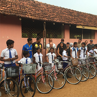 Sri Lankan Bike Ride 2