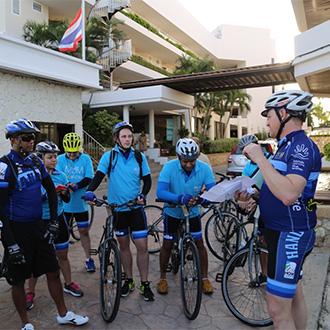Thai Bike Ride 1
