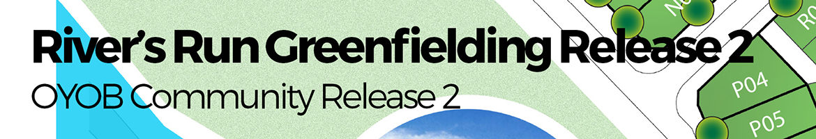 Its closed! Our Final Greenfield Land Release for 2017